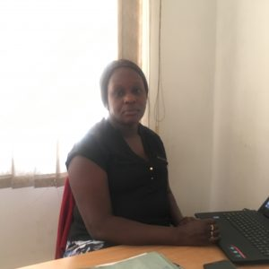 Claire Owili - Procurement Manager