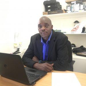 Joseph Tongoi - Human Resource & Administration Manager