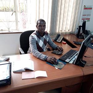 Titus Mulwa - CBS Kenya Chief Accountant